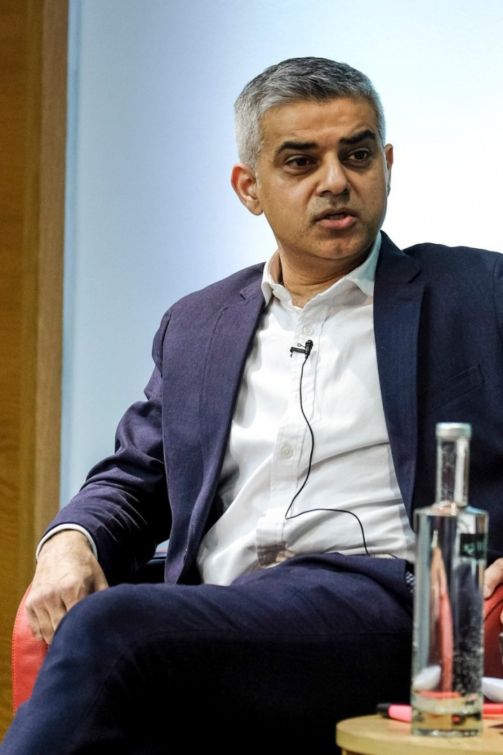 Sadiq Khan, starosta Londýna