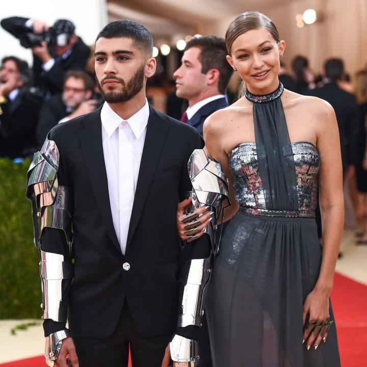Gigi Hadid a Zayn Malik