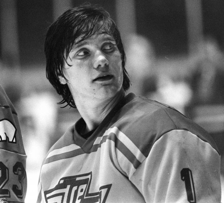 Pelle Lindbergh byl nadějným hráčem NHL