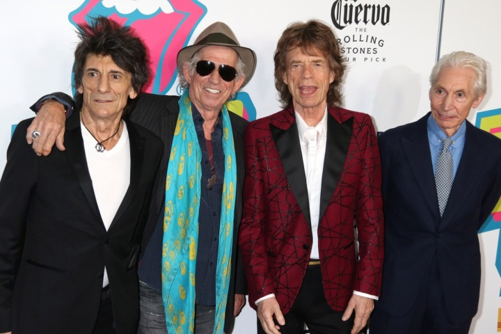 Rolling Stones několikrát rozžhavili Prahu