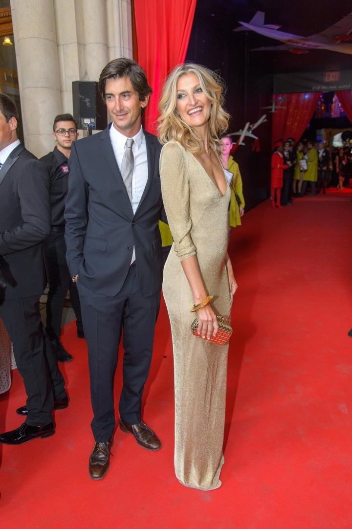 Tereza Maxová s manželem