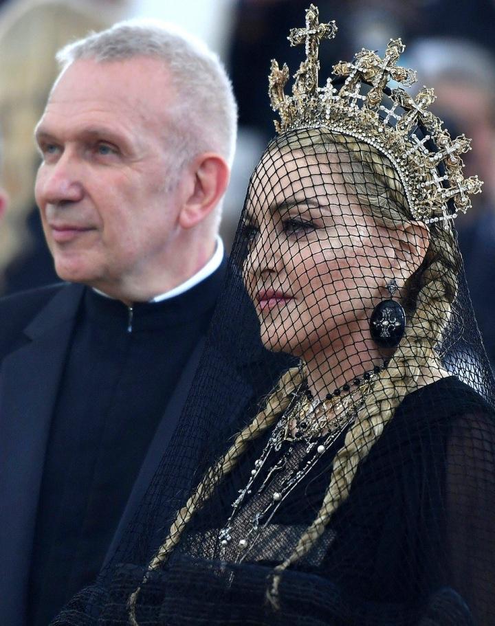Madonna a J.P. Gaultier