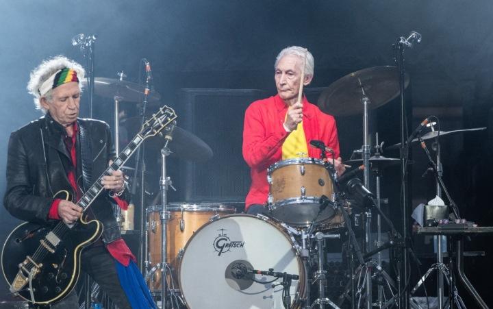 Charlie Watts patřil k nejlepším bubeníkům světa