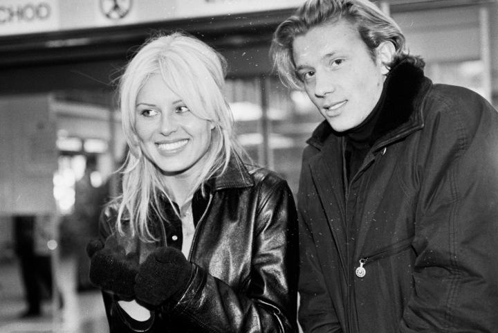 Simona Krainová a její přítel Alexander Boungalt