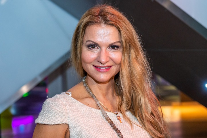Yvetta Blanarovičová se dnes učí o financích od svého syna