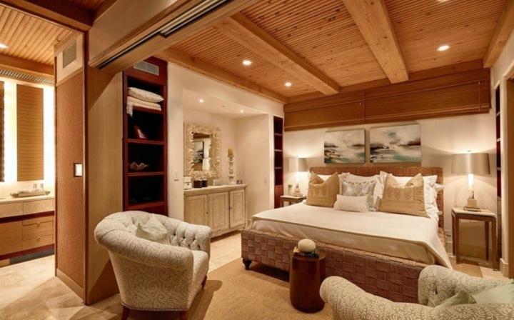 Jedna z ložnic