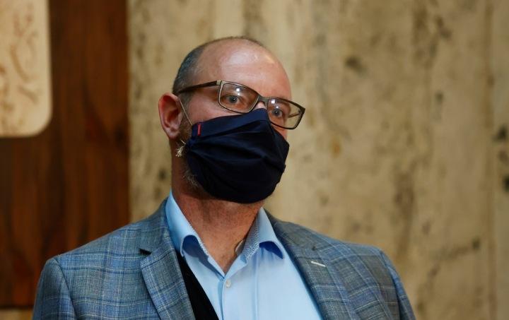 Ministr školství Roman Plaga