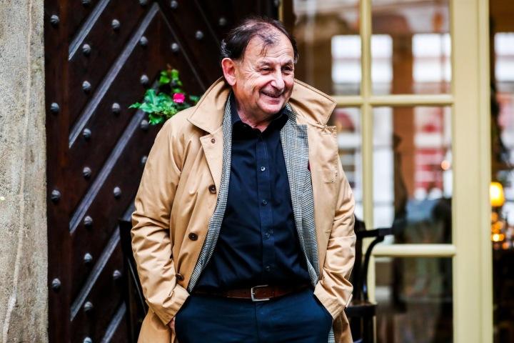 Michael Žantovský, jeden z našich nejzkušenějších diplomatů