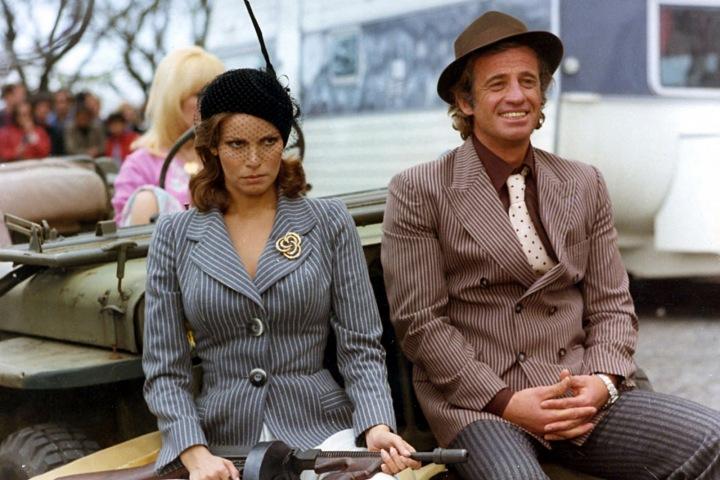 Jean-Paul Belmondo v jeho nejlepší dvojroli (s Raquel Welch)