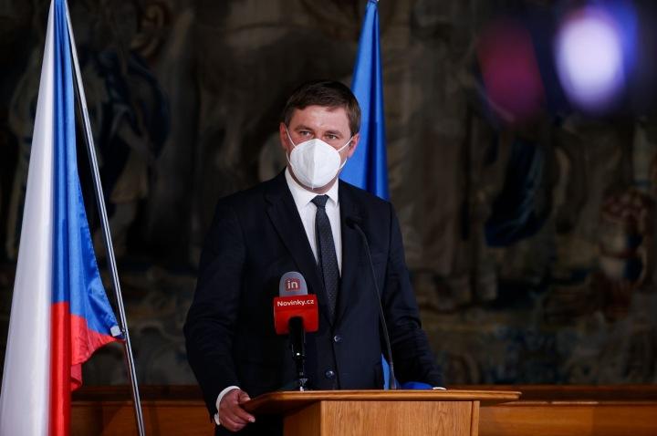 Bývalý ministr zahraničních věcí Tomáš Petříček