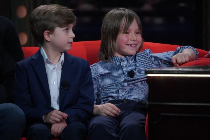 Viktor Sekanina a Theo Schaefer — oblíbení dětští herci ze seriálu Kukačky