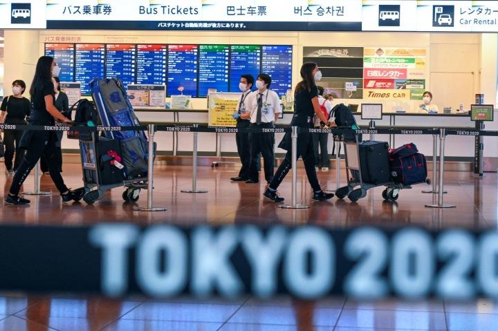 Olympijské hry hostí letos Tokio