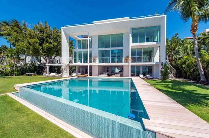 Messiho prázdninová vila za 200 tisíc dolarů