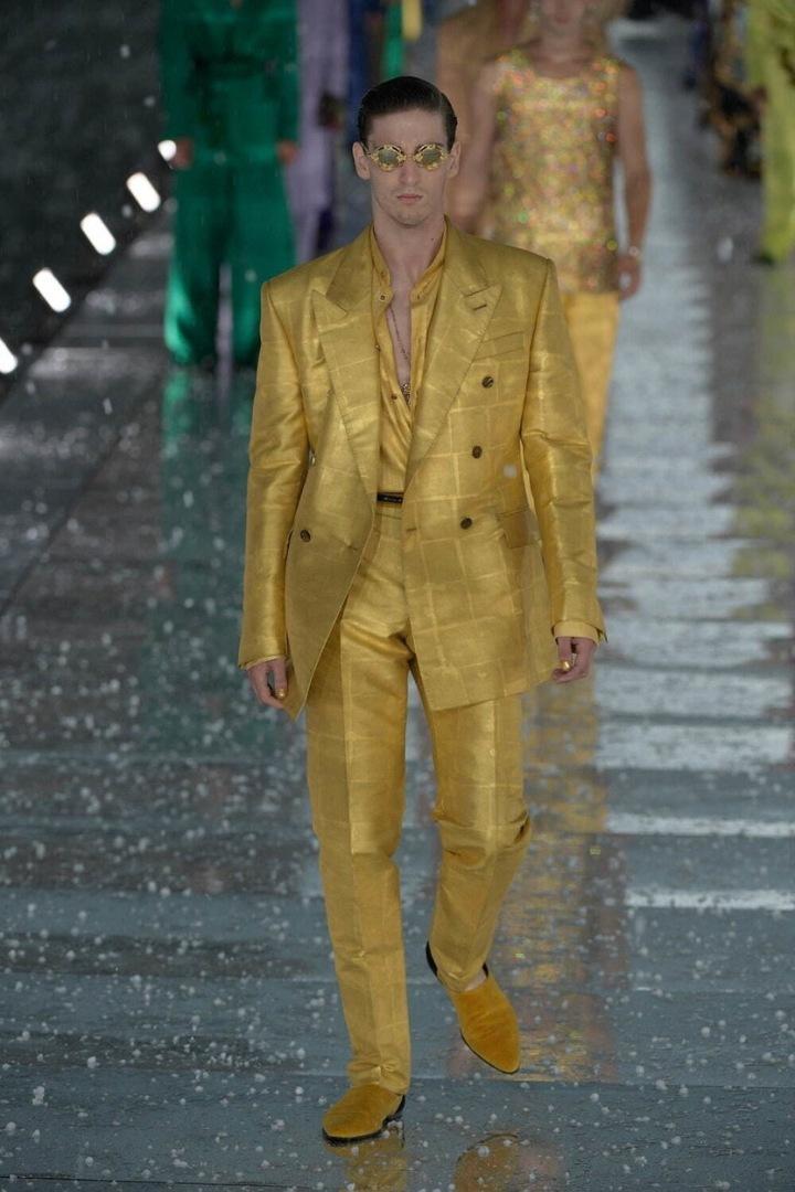 Nová pánská kolekce značky Dolce & Gabbana