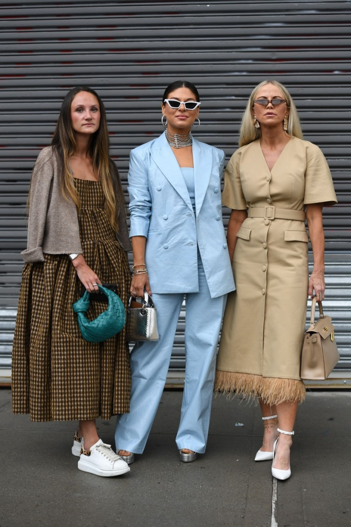 Tři dámy, které získaly naši pozornost