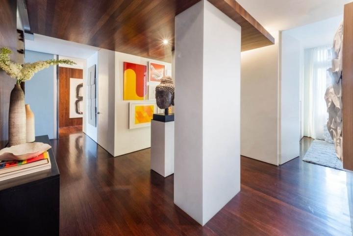 Foyer plné umění