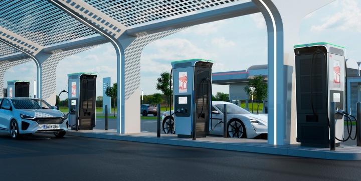Nejrychlejší nabíječka elektromobilů na světě
