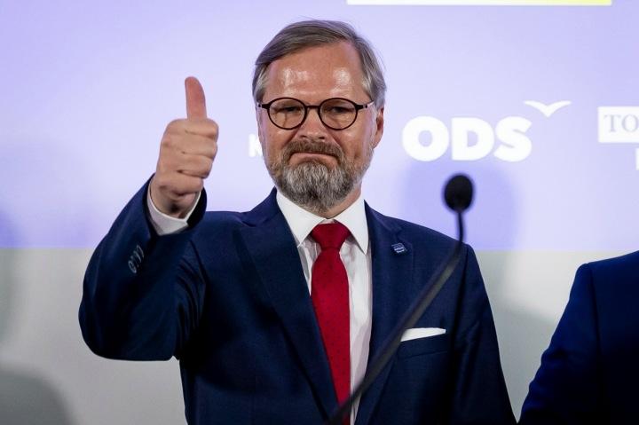 Petr Fiala, lídr ODS