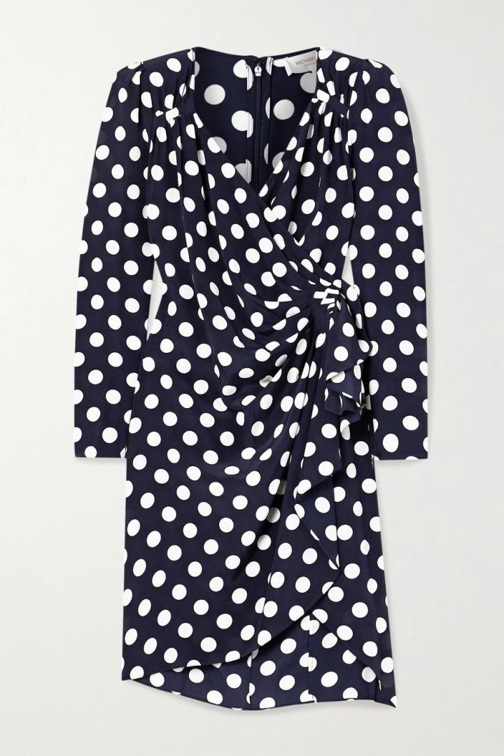 Puntíkaté šaty Michael Kors