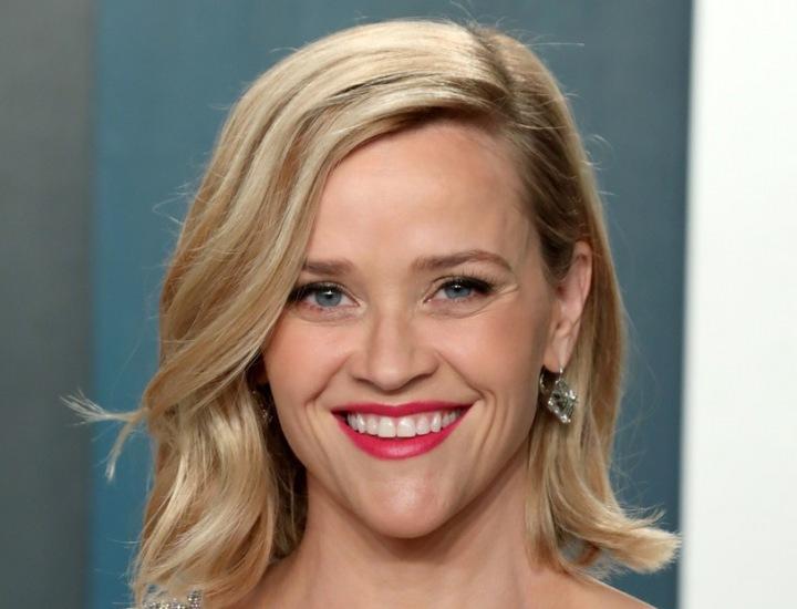 Americká herečka Reese Witherspoon