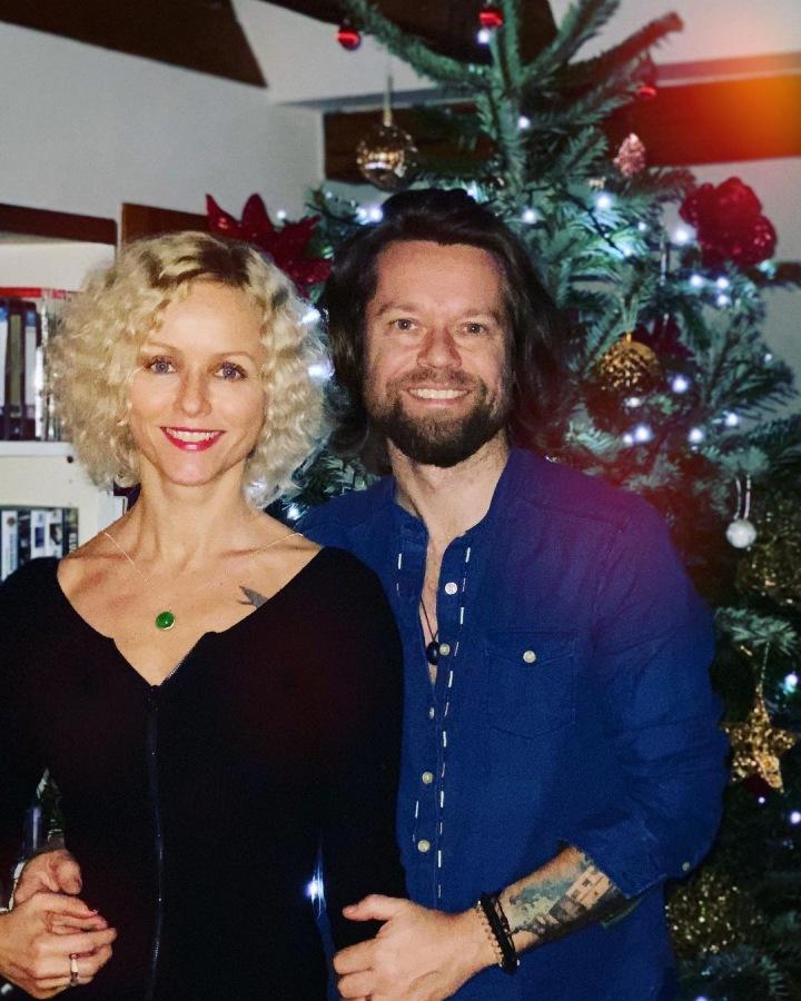 Richard Krajčo s manželkou Karin