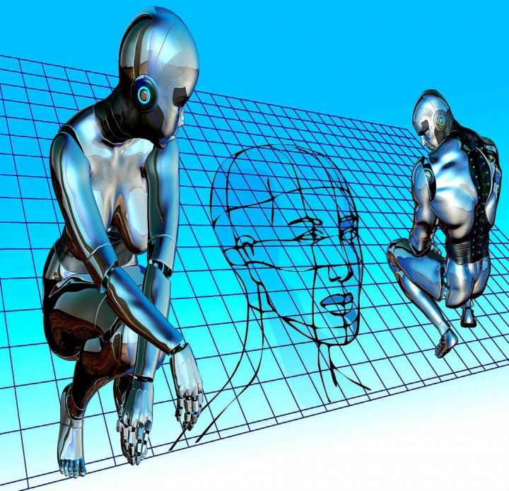 Kolik mezi námi chodí robotů?