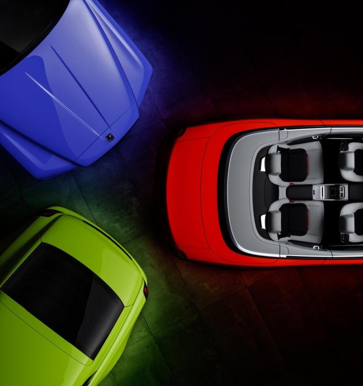 Roll-Royce a nové odstíny barev