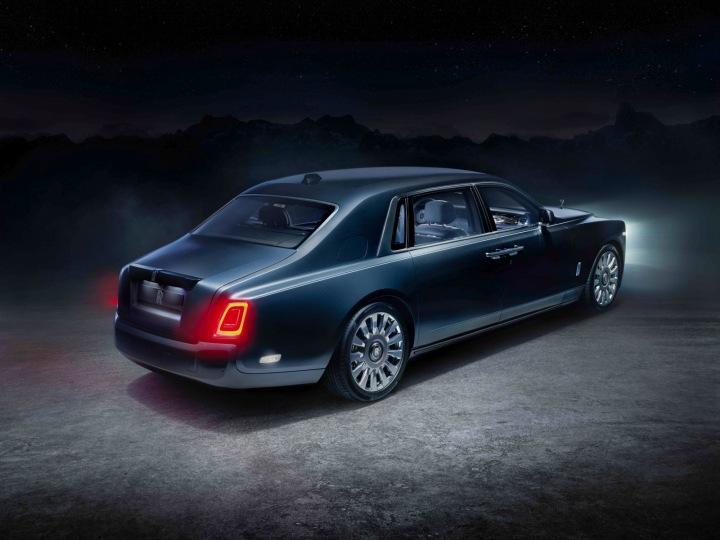 Rolls-Royce Phatom Tempus
