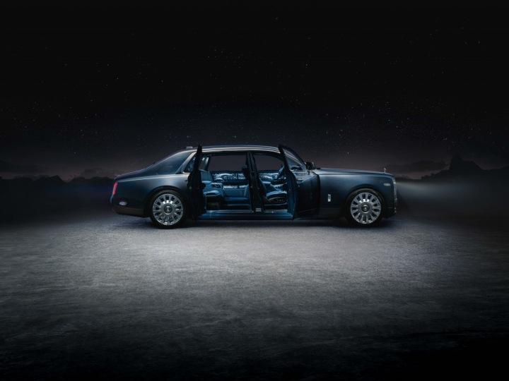 Rolls-Royce Phatom Tempus, vůz v celé kráse