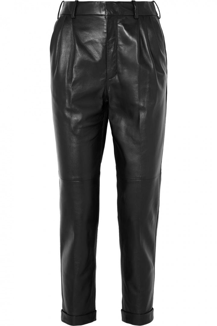 Kalhoty Saint Laurent - cena 72 030 Kč