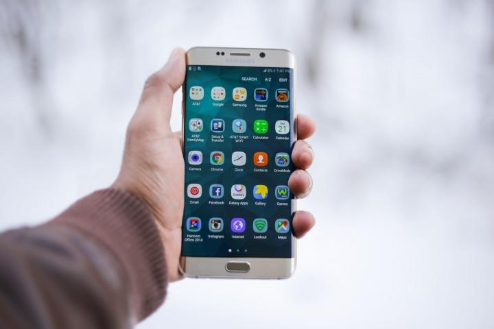 Smartphone od firmy Samsung