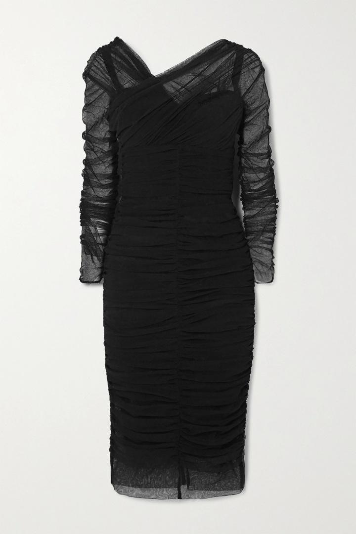 Černé šaty Dolce & Gabbana