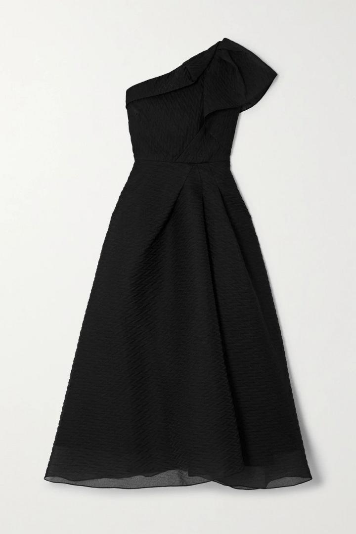 Černé šaty Roland Mouret