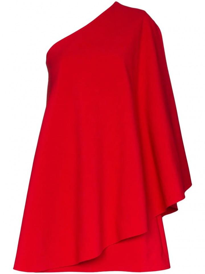 Červené šaty Valentino