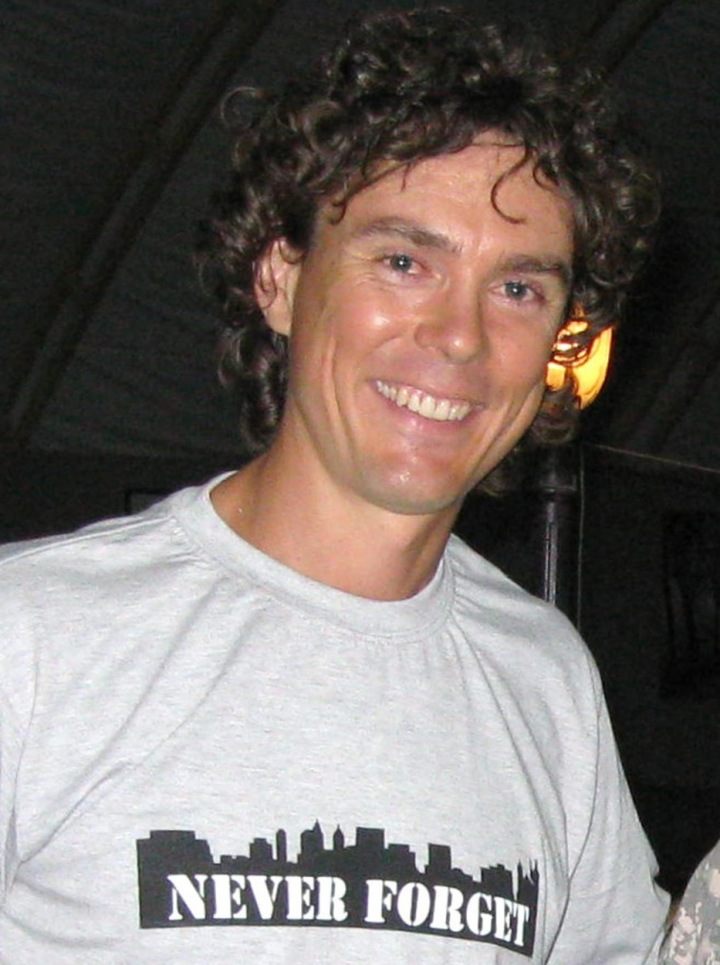 Ultramaratonec Scott Jurek.
