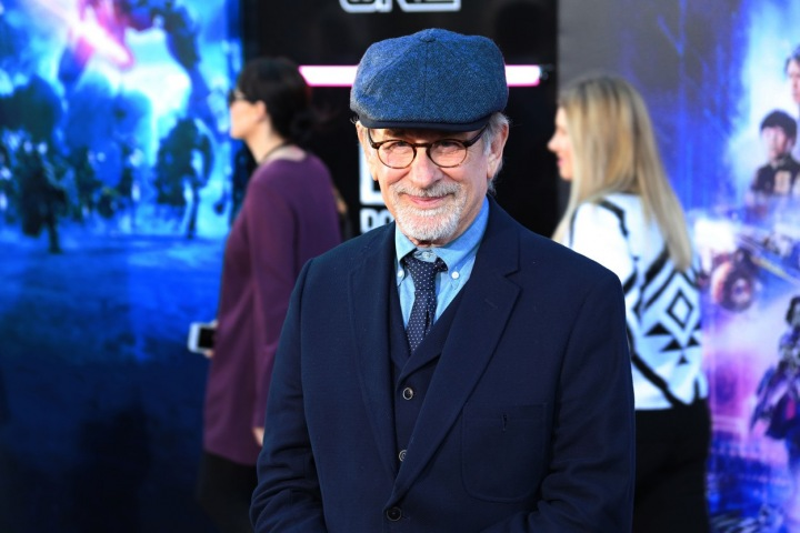 Steven Spielberg v roce 2018