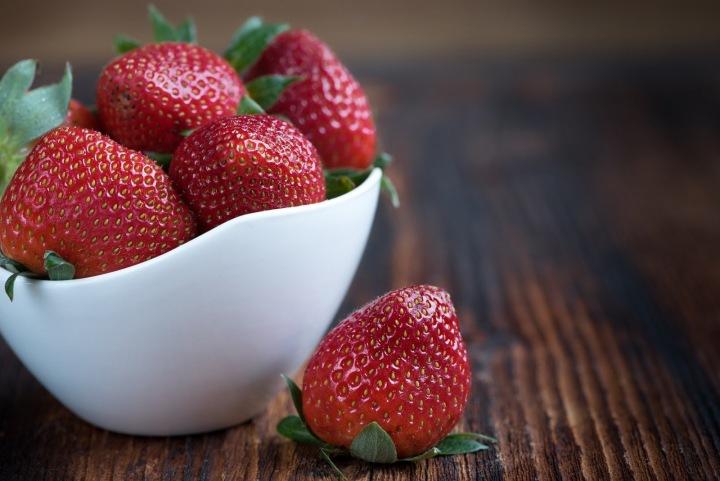 Sladké jahody přímo z farmy