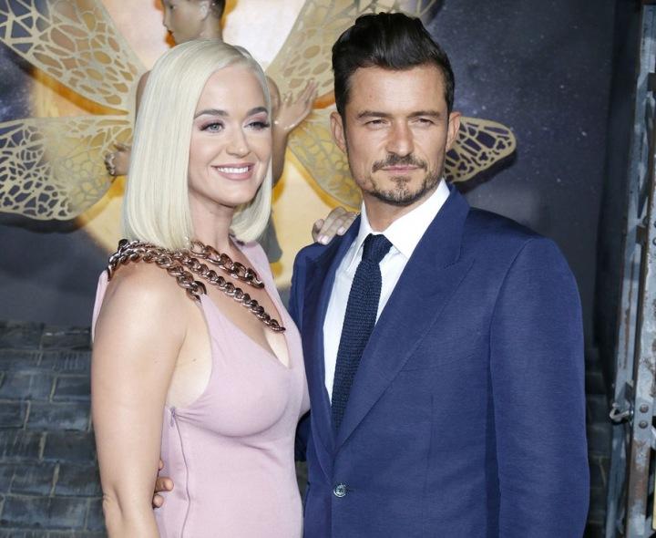 Orlando Bloom se snoubenkou Katy Perry