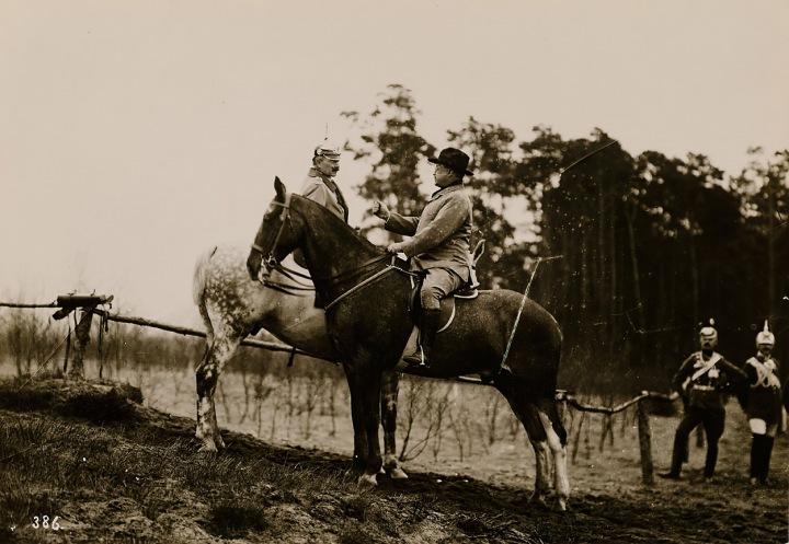 Theodor Roosevelt na koni - se svou zbraní objel kus světa