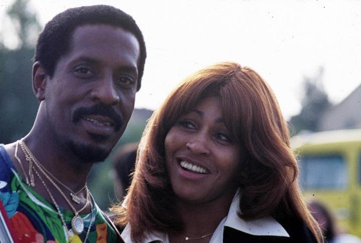 Tina Turner a Ike Turner