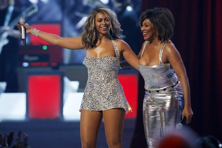 Tina Turner s Beyoncé