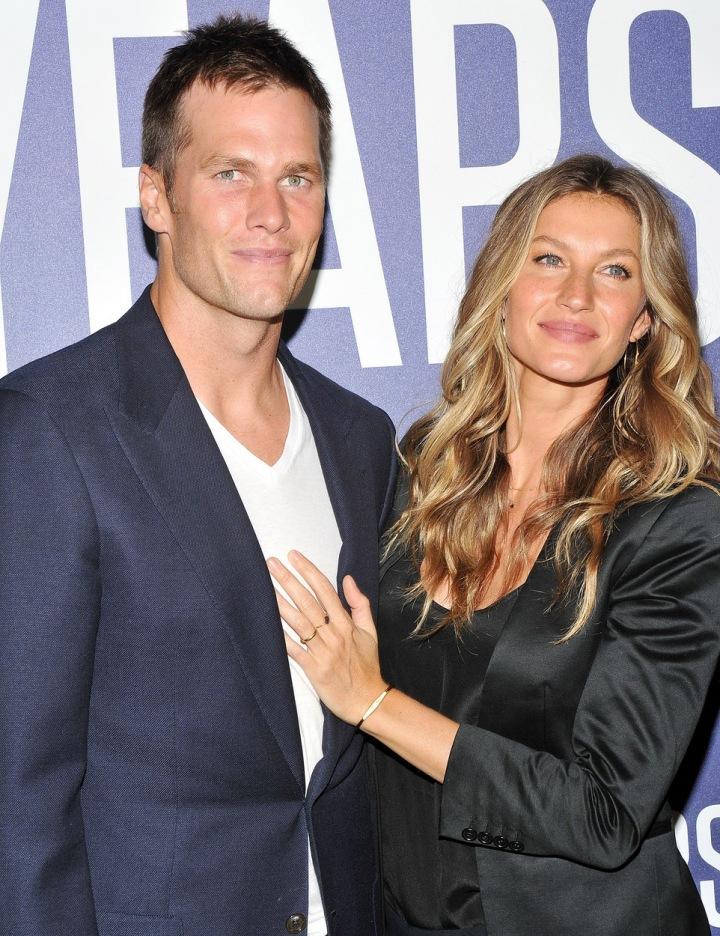 Tom Brady a Gisele Bündchen