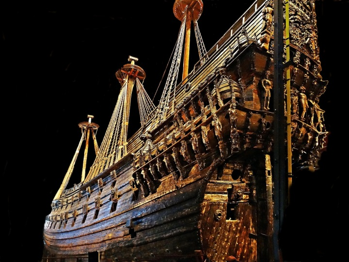 Muzeum lodí Vasa