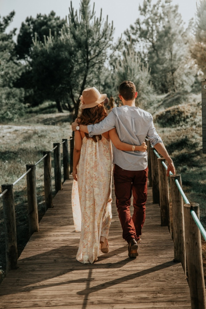 Milovníci procházek se musí těšit na podzimní Prahu