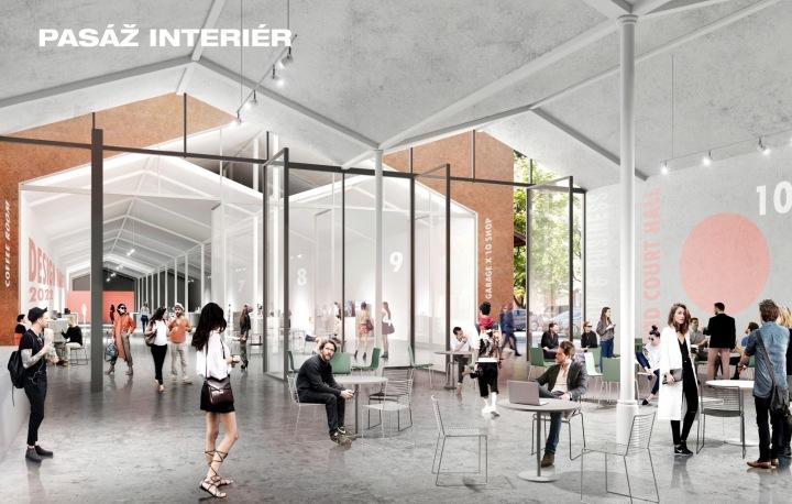 Budoucí podoba interiéru