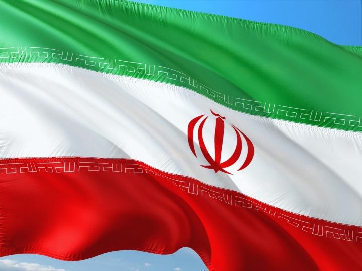 Vlajka Iránu