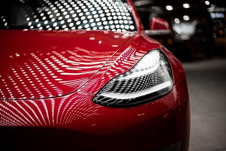 Vůz Tesla