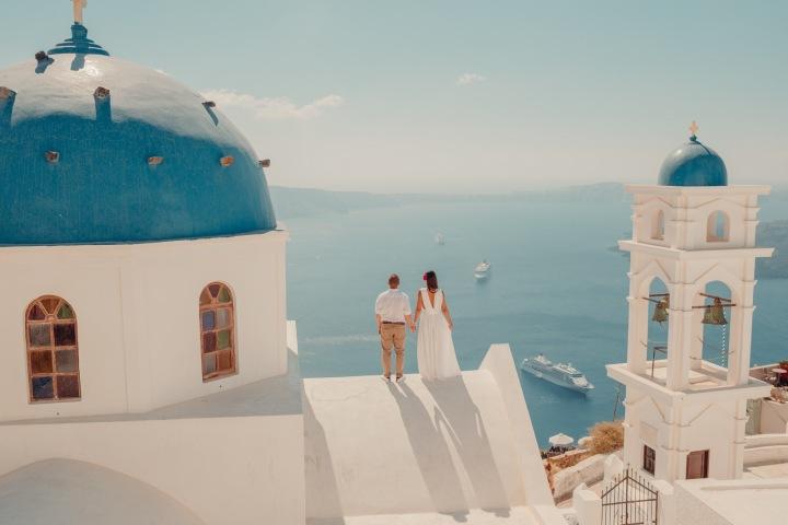 Svatby v zahraničí jsou stále oblíbenější