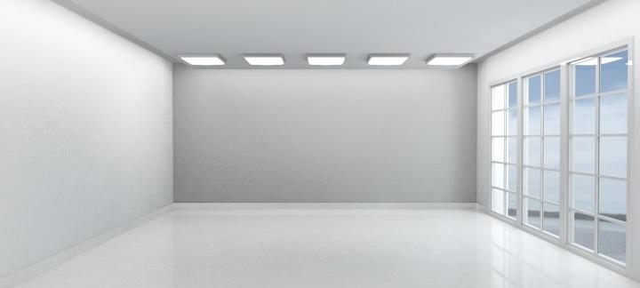 White Wall byty mají většinou hotové jen podlahy a obklady