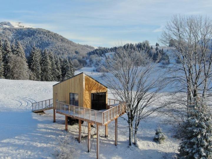 Wild House Donovaly mají své kouzlo i v zimních měsících.